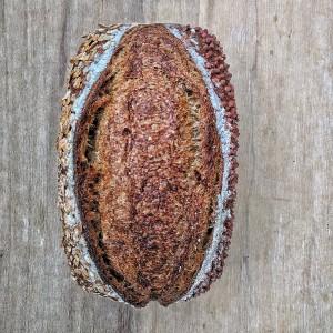 buckwheat loaf