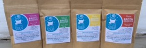 bone broth boosters, bone broth booster packets, peoples pharmacy austin, peoples pharmacy, medicinal mushrooms, mushrooms, bone broth