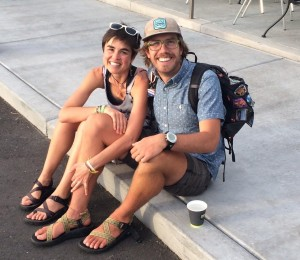 katie visco and henley phillips, hot love soup bone broth, bone broth, soup delivery in austin tx, biking in asia and europe, biking in asia, biking in europe, bone broth, peoples pharmacy austin